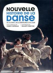 Nouvelle histoire de la danse en Occident ; de la préhistoire à nos jours - Couverture - Format classique