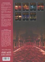 L'histoire secrète T.4 ; les clés de Saint Pierre - 4ème de couverture - Format classique
