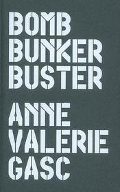 Bomb bunker buster - Intérieur - Format classique