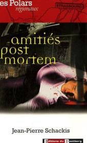Amitiés post mortem - Couverture - Format classique