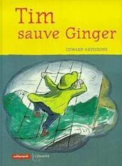 Tim sauve ginger - Couverture - Format classique