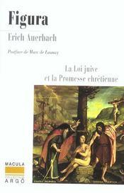 Figura ; la loi juive et la promesse chrétienne - Intérieur - Format classique