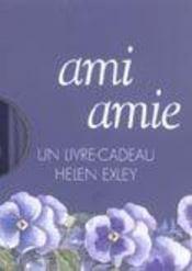 Amitie - Intérieur - Format classique