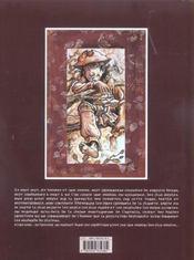Le loup, l'agneau et les chiens de guerre t.1 ; mercenaires - 4ème de couverture - Format classique