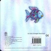 Arc-en-ciel, le plus beau poisson des oceans (cartonne) - 4ème de couverture - Format classique