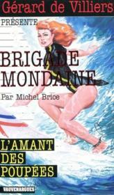 Brigade mondaine t.301 ; l'amant des poupées - Couverture - Format classique