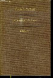 Les Humeurs De La Mer . Olduvai. - Couverture - Format classique