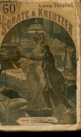 Sonate A Kreutzer. Collection : Les Auteurs Celebres. - Couverture - Format classique