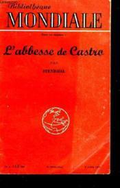 N° 4 L'Abbesse De Castro - Couverture - Format classique