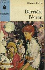 Derriere L'Ecran - Couverture - Format classique