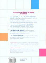 Attendre Bebe ; Edition 2003 - 4ème de couverture - Format classique