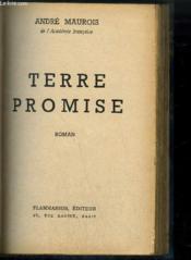 Terre Promise - Couverture - Format classique