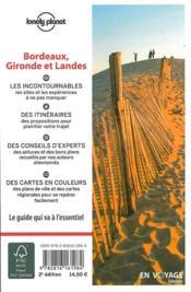 Bordeaux, Gironde et Landes (2e édition) - 4ème de couverture - Format classique