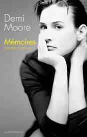 Mémoires ; l'envers d'une vie - Couverture - Format classique