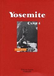 Yosémite, camp 4 - Intérieur - Format classique