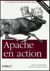 Apache En Action - Couverture - Format classique