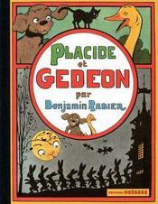 Placide et Gédéon - Couverture - Format classique