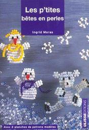 P'Tites Betes En Perles - Intérieur - Format classique