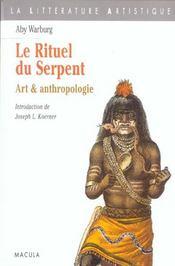 Le rituel du serpent - Intérieur - Format classique
