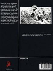 Chroniques de l'ère xenozoique t.2 ; le nouveau monde - 4ème de couverture - Format classique
