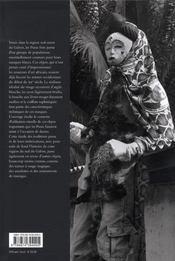 Punu - 4ème de couverture - Format classique