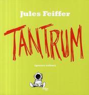 Tantrum (grosse colère) - Couverture - Format classique
