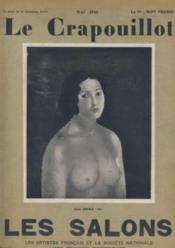 Le crapouillot / mai 1930 - Couverture - Format classique