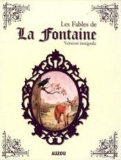 Les fables de La Fontaine - Couverture - Format classique
