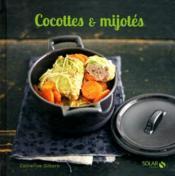 Cocottes & mijotés - Couverture - Format classique