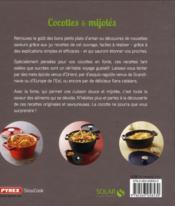 Cocottes & mijotés - 4ème de couverture - Format classique