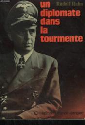 Un Diplomate Dans La Tourmente. - Couverture - Format classique
