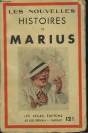 Les Nouvelles Histoires Marseillaises De Marius. - Couverture - Format classique