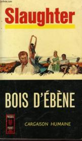 Bois D'Ebene- The Golden Isle. - Couverture - Format classique