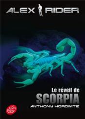 Alex Rider T.9 ; le réveil de Scorpia - Couverture - Format classique