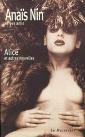 Alice et autres nouvelles - Couverture - Format classique