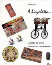 À bicyclette - Couverture - Format classique