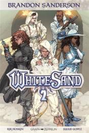 White sand T.2 - Couverture - Format classique