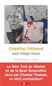 East Village blues - Couverture - Format classique