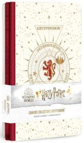 Harry Potter ; constellation ; 3 cahiers gryffondor - Couverture - Format classique