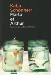 Marta et Arthur - Couverture - Format classique