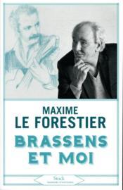 Brassens et moi - Couverture - Format classique