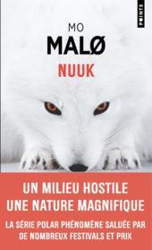 Nuuk - Couverture - Format classique