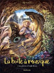 La boîte à musique t.5 ; les plumes d'Aigle Douce - Couverture - Format classique