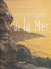 Mysteres et legendes de la mer - Couverture - Format classique