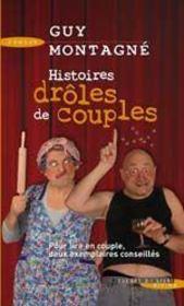 Histoires drôles de couples - Couverture - Format classique