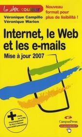 Internet, le web et les e-mails - Intérieur - Format classique