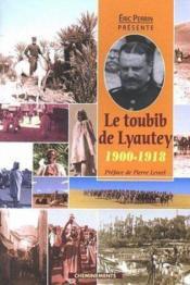 Toubib De Lyautey (Le) - Couverture - Format classique