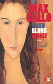 Bleu Blanc Rouge Tome 3 Sarah - Intérieur - Format classique