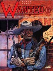 Wanted t.3 ; le shérif de la ville sans loi - Intérieur - Format classique
