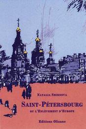 Saint-Pétersbourg ou l'enlèvement d'Europe - Intérieur - Format classique